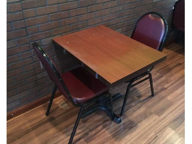 Restaurant Tables and chairs for sale - Office Supplies and Equipment - Washington - District of Columbia - announcement-82503