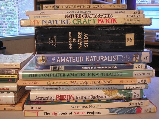 How to use the Handbook of Nature Study