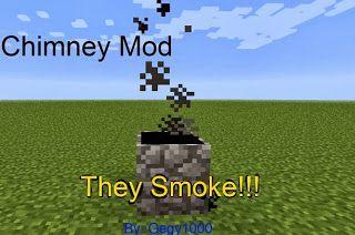 Minecraft dowwnload Mod Chimney 1.6.4 | Download Free Minecraf Mod
