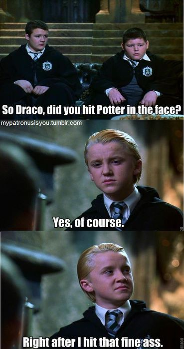 Very Funny Memes Tumblr : Fine what harry potter meme by onewhogreeteddeath