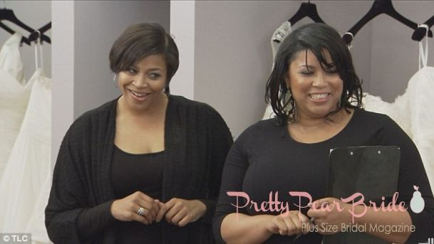 "#plussize #brides {Curvy News} ""Curvy Brides"" Finally Get Their Own Show On TLC 