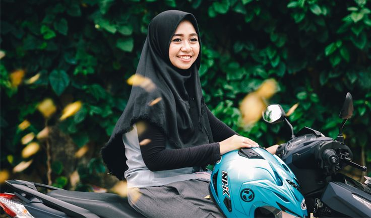 Safety Driving Tips - Fashion Trend Indonesia by queenrides.com