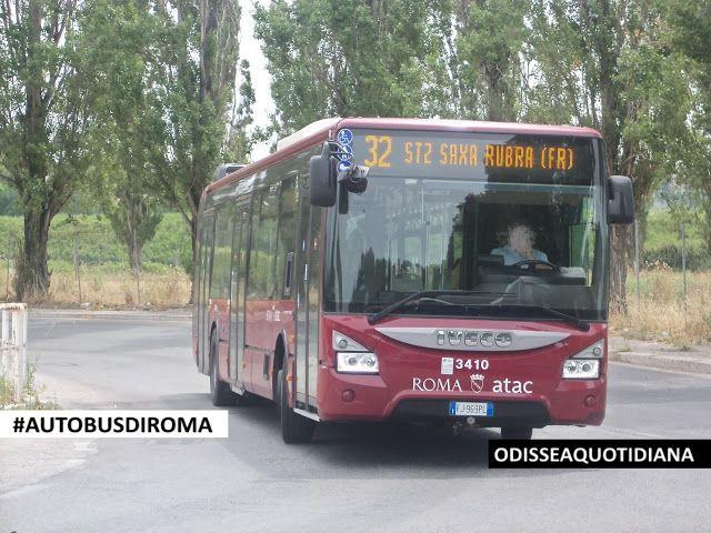 #AutobusDiRoma - Iveco Urbanway; i nuovi 150 bus della capitale!