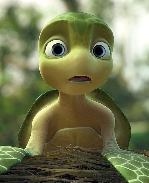 Sammy From A Turtles Tale :)
