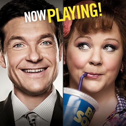 Identity Thief is NOW PLAYING!