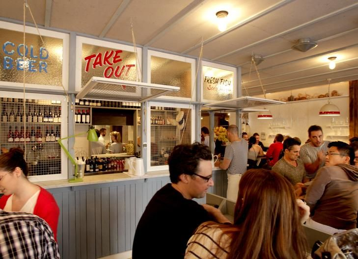 75 best interior s images on pinterest chipotle for Phils fish grill