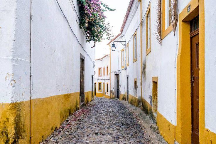 Apenas uma rua no centro de Évora / Just a random street in Evora city centre - #evora #Alentejo #Portugal #visitevora #p3top #wanderlust #viagem #viajar #phototravel #instatravel #instablogger #instaportugal #igersoftheday #portugaloteuolhar #loves_portugal #igdaily #rua #street #alentejolovers #alentejogram #portugal_lovers #portugal_em_fotos #travelgram #visitalentejo #visitalentejo