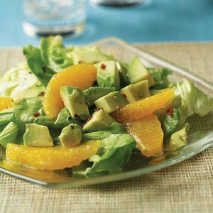 avocado orange salad for two avocado orange orange salad cuisine at ...