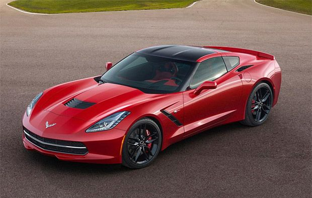 2014 Corvette Stingray It's a good thing GM took the bailout money otherwise, this totally re-designed 2014 Corvette Stingray may never have happened. After years of development, this 7th generation Vette, the first variant to earn the Stingray badge since '76, will be the best performing, arguably the best looking, and without question, the most fuel-efficient Corvette ever made.