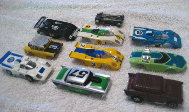 AFX Slot cars
