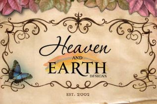Heaven and Earth Designs. Most of my cross stitch stash is from HAED. Beautiful charts but beware of the heavy confetti.