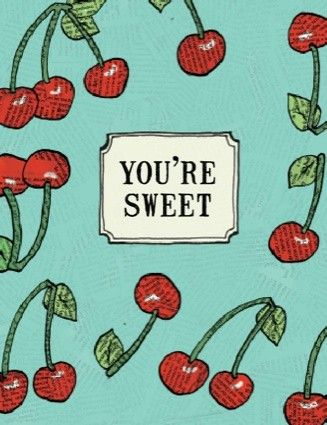 The Found - Cherries - You're Sweet