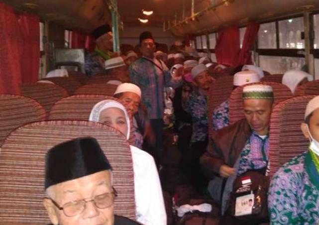 Jemaah Gelombang Kedua Mulai Dipulangkan ke Tanah Air - VIVA.co.id