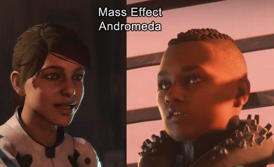 Mass Effect Andromeda females very ugly so far. http://ift.tt/2fMNRPJ