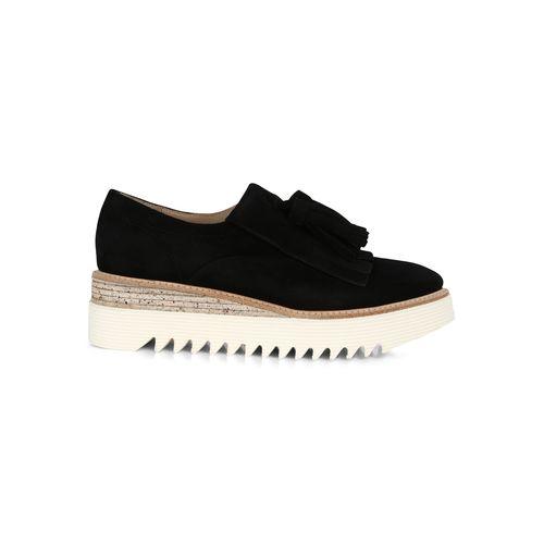 e2a7e989 Sort Laura Bellariva Sneaker Semsket Striss Sko | Fashion | Sneakers ...