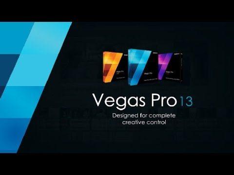 Редактирование в Sony Vegas