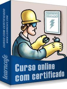 Novo curso online! Segurança do Trabalho