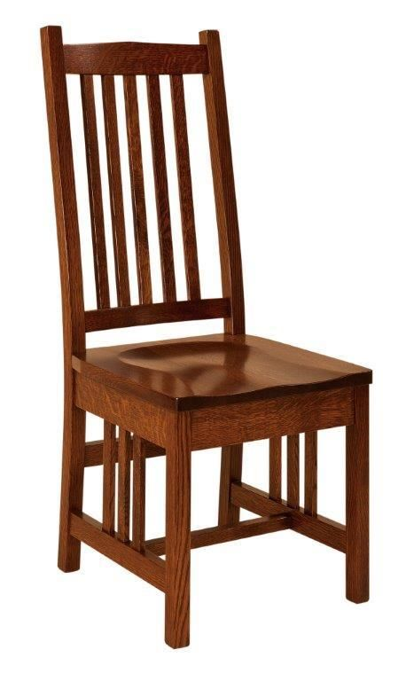 Amish Mission Style Dining Chair Chairs Amish And