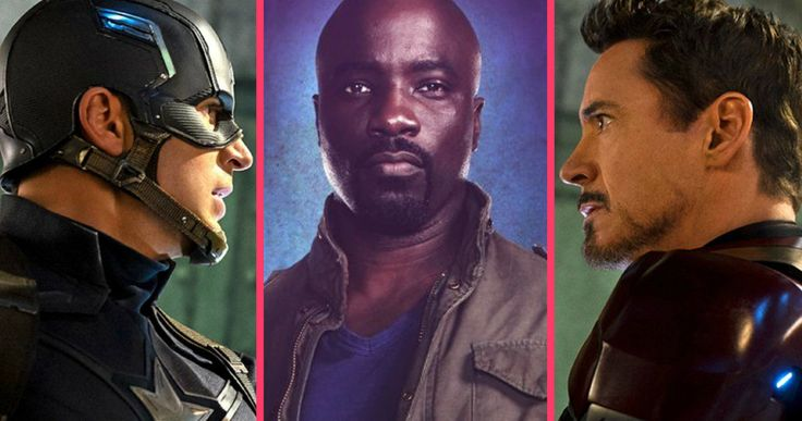 'Captain America: Civil War' Features a 'Luke Cage' Crossover? -- Two new cast members have been revealed in 'Captain America: Civil War', one of whom has a connection to the Marvel/Netflix show 'Luke Cage'. -- http://movieweb.com/captain-america-civil-war-crossover-luke-cage/