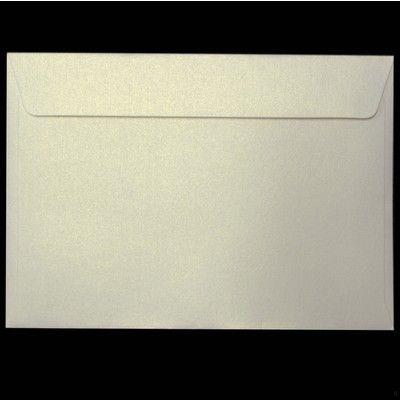 Envelope C5 Pack Curious Metallic Ice Gold Pk20