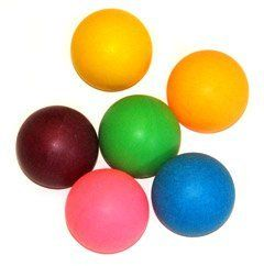 Multi Colored Ping Pong Balls The Original By Escalade