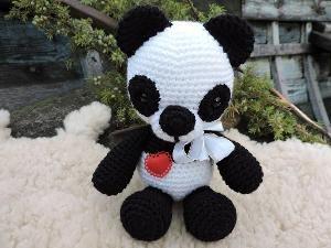 The Panda Bear - Amigurumi Pattern