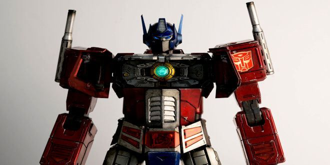 Classic Action Figure #Transformers Generation 1 – ThreeA Toys Optimus Prime .       Check out this Amazing New Action Figure by ThreeA Toys of Transformers Generation 1 – Optimus Prime. Hasbro and licensee 3A proudly present the first release in the epic Transformers Generation...