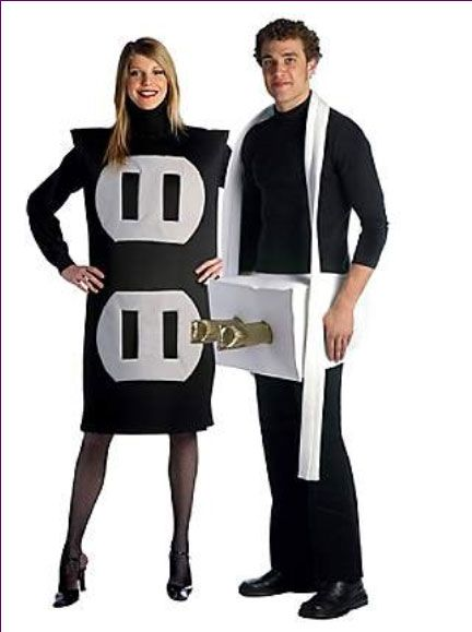 Homemade Couples Halloween Costumes | ... Silly Talk: Halloween costume ideas - you can make them or buy them