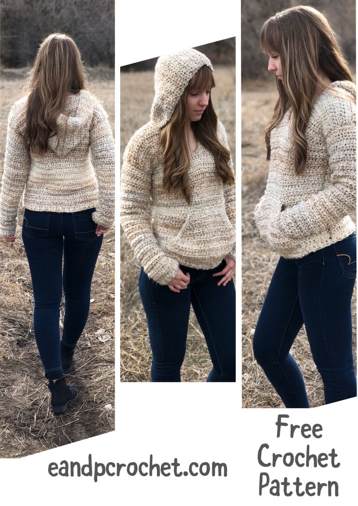 Pattern: The Butterbeer Pullover - Evelyn And Peter Crochet