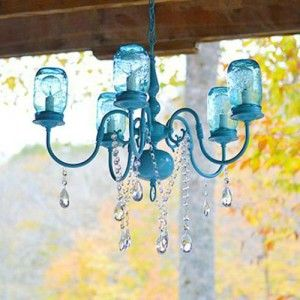 The 25 Best Old Chandelier Ideas On Pinterest Solar Lights Garden Lighting Globes And Furniture