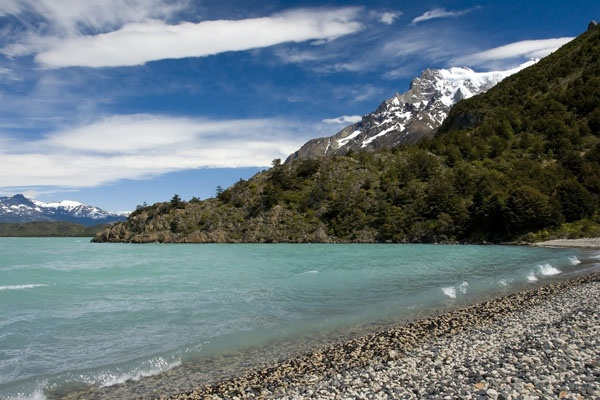 Puerto Patriada, Lago Epuyen - Argentina