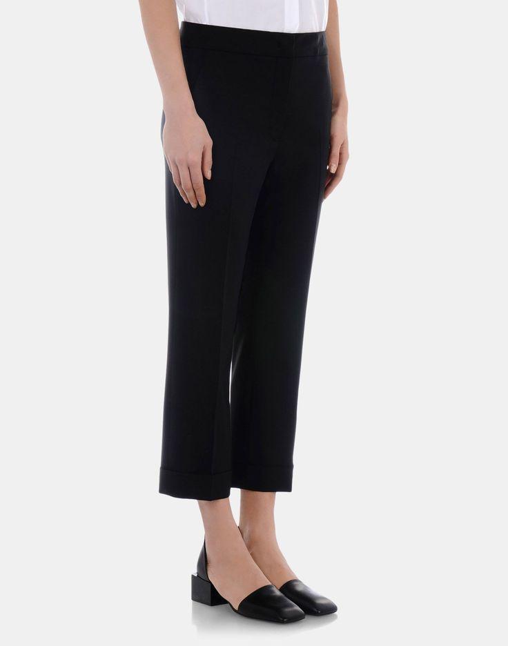 Pantaloni alla Caviglia - JIL SANDER Online Store