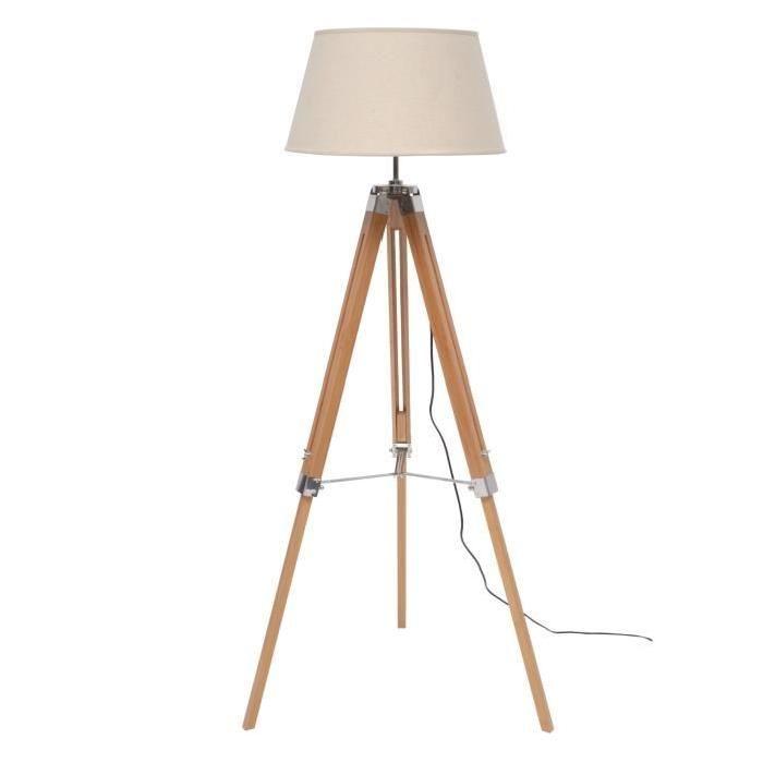 25 best ideas about lampadaire bois sur pinterest lampadaires lampe bois et lampadaire pied bois. Black Bedroom Furniture Sets. Home Design Ideas