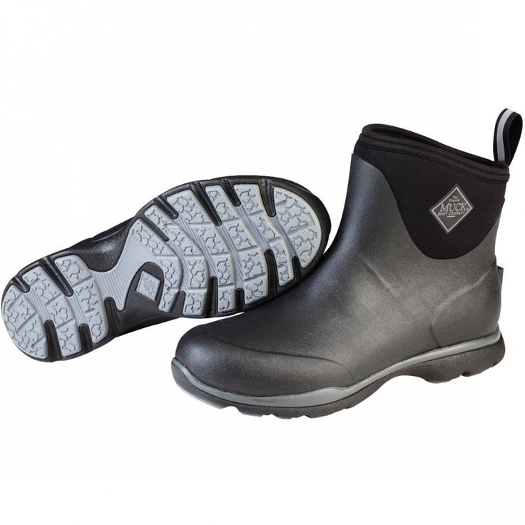 Arctic Excursion Ankle Muck Boot (MB-AELA)   The Muck Boot Store