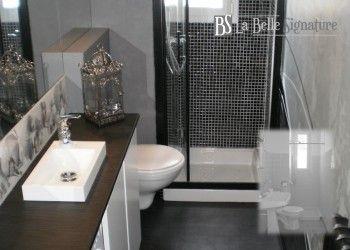 67 best images about salle d 39 eau on pinterest - Table pliante gain de place ...