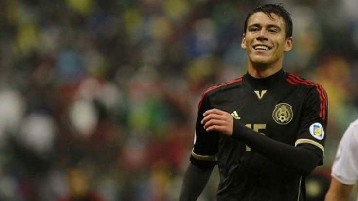 Hector Moreno, Mexican National Soccer League
