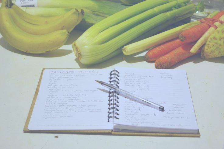 Jak  prosto zaplanować obiady na cały miesiąc?