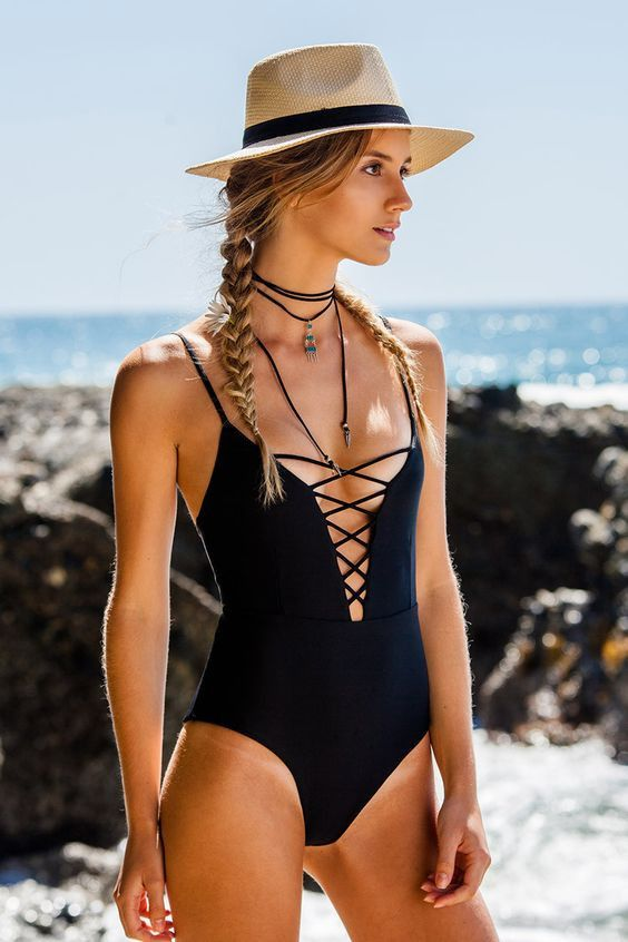 Sexy One Piece Swimsuit Swimwear Women Brazilian Bathing Suit Cover Ups Beach