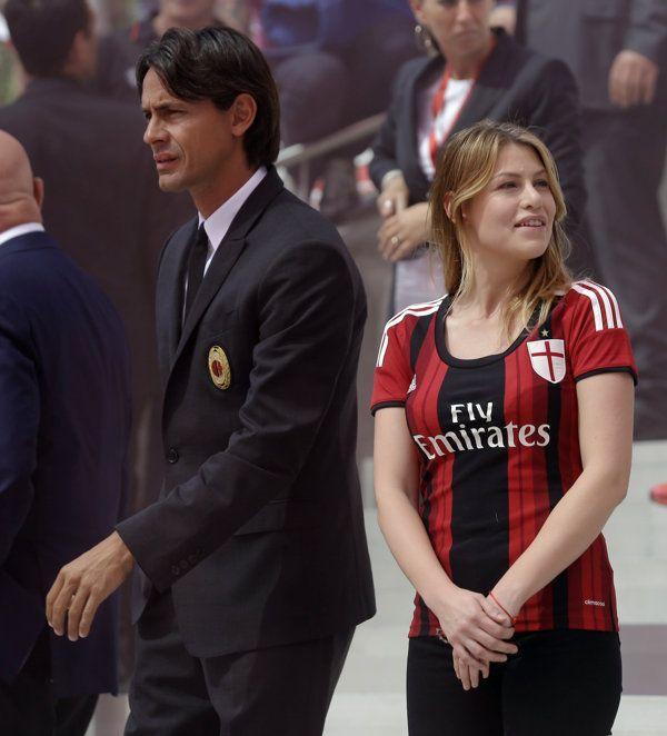 Barbara Berlusconi e Inzaghi desmienten su relación   Deporte Rosa - Yahoo Deportes