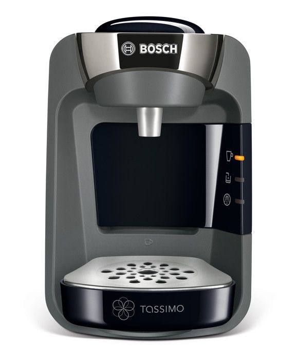 My fifth cofee machine is a TASSIMO SUNY.- My previous machine was also a Tassimo. Is VERY happy with Bosch