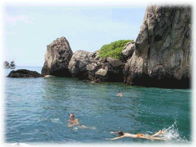 Package Tours Krabi Islands Thailand Travel Agency Trip Phi Phi