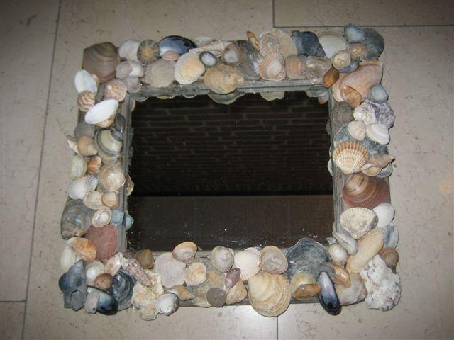 Zeespiegel maken - make a mirror
