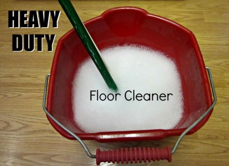 This Heavy Duty Floor Cleaner will save you lots of $$$ as it's inexpensive and easy to make. All you need is 3 ingredients that you probably already have in your cupboard. It's designed to cut through grease so is ideal for cleaning your kitchen floor, particularly around the stove. It's not recommended for Timber Floors but we've added a homemade Timber Floor Cleaner for you.