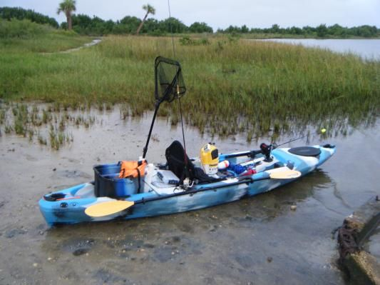 Field stream eagle talon kayak dick 39 s sporting goods for Field and stream fishing kayak