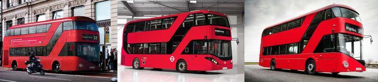 CLondoner92: New Routemaster, Enviro400H City & Volvo SRM compa...