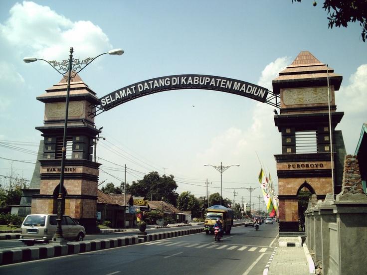 Madiun, Jawa Indonesia