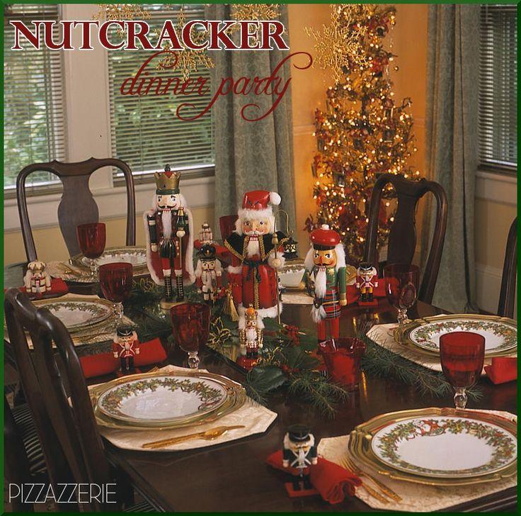 Christmas Party Centerpieces Pinterest: Best 25+ Nutcracker Decor Ideas On Pinterest