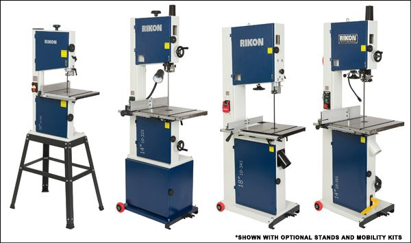 Get A Great Deal On A Rikon Bandsaw And Show Us What You Make With It Woodworking Tools Drafting Desk Woodworking