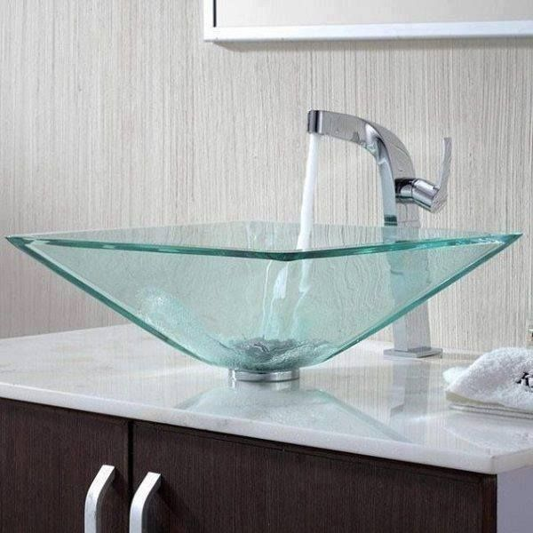85 Best Unique Sinks Images On Pinterest  Bathroom Bathroom Unique Designer Bathroom Sink Inspiration