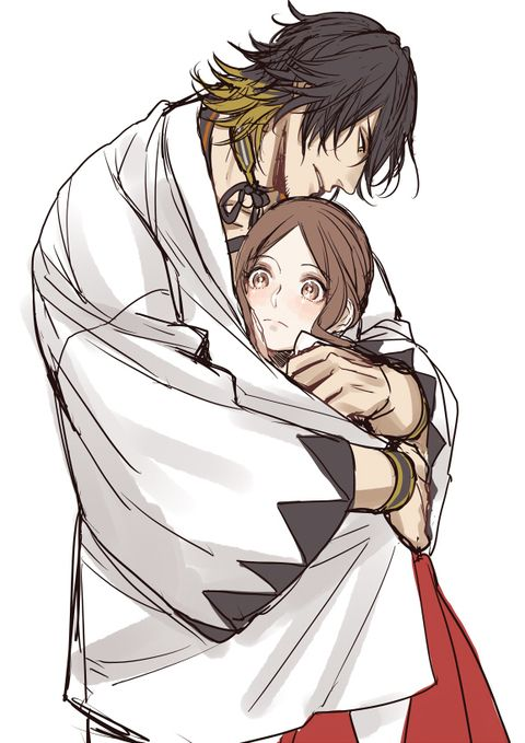 刀剣乱舞ラクガキ(女審神者います)